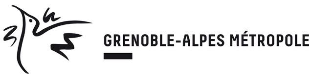 Logo de Grenoble-Alpes Métropole
